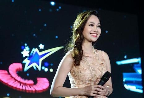 MC Thùy Linh, VTV