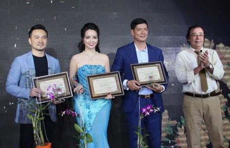 Hội Điện ảnh TP.HCM: trao 3 giải cho phim của Dustin Nguyễn
