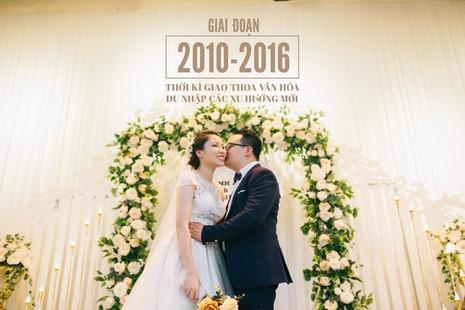 Cặp đôi chụp ảnh tái hiện 100 năm lễ cưới Việt Nam  - ảnh 16