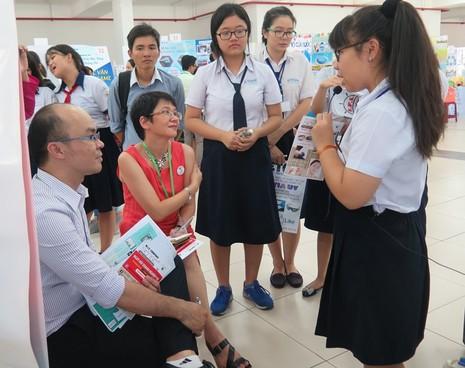 Triển lãm 100 dự án dạy học tiêu biểu nhất của TP.HCM - ảnh 1