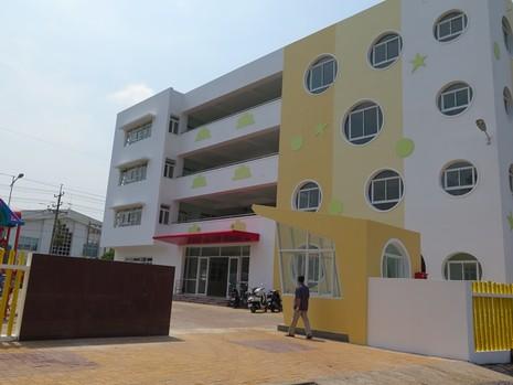Trường mầm non Khu chế xuất Tân Thuận, quận 7