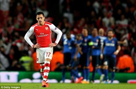 Champions League thay đổi: Arsenal, Real, M.U lâm nguy - ảnh 1