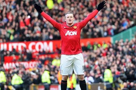 Rooney giàu nứt đố đổ vách ở Premier League - ảnh 1