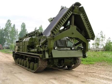 Nga phát triển xe thiết giáp công binh thế hệ mới - ảnh 1