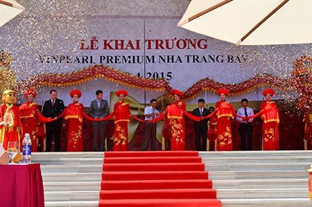 Vingroup lập kỷ lục mới tại Vinpearl Premium Nha Trang Bay - ảnh 1