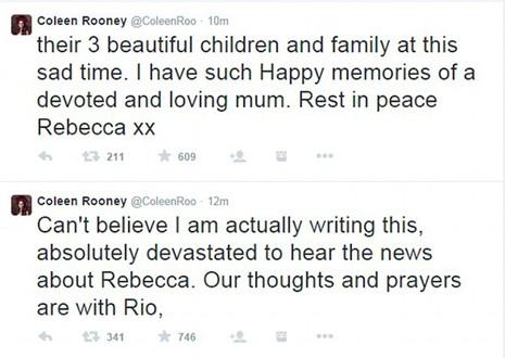 Terry gửi lời chia buồn sau khi vợ Ferdinand qua đời - ảnh 4