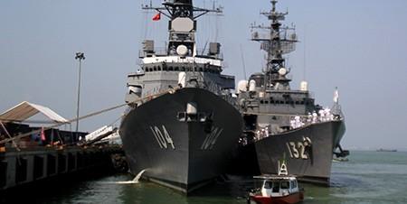 Tàu Cảnh sát biển Nhật Bản sẽ thăm Đà Nẵng - ảnh 1