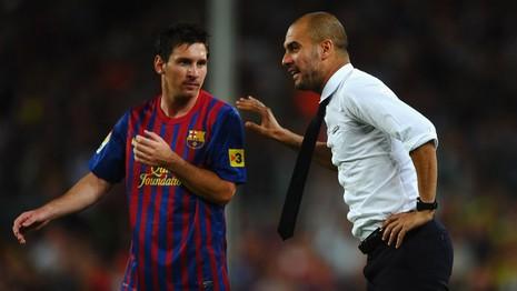 """Pep thừa nhận """"không thể ngăn cản"""" Messi - ảnh 1"""