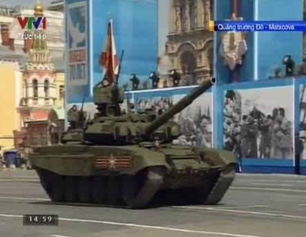Trực tiếp: Lễ kỷ niệm 70 năm chiến thắng phát xít tại Quảng trường Đỏ - ảnh 7
