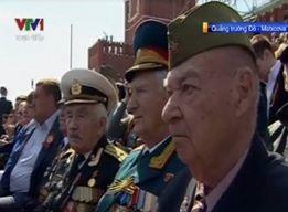 Trực tiếp: Lễ kỷ niệm 70 năm chiến thắng phát xít tại Quảng trường Đỏ - ảnh 24