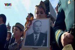 Trực tiếp: Lễ kỷ niệm 70 năm chiến thắng phát xít tại Quảng trường Đỏ - ảnh 40