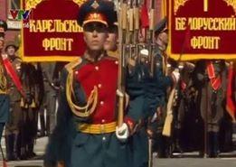 Trực tiếp: Lễ kỷ niệm 70 năm chiến thắng phát xít tại Quảng trường Đỏ - ảnh 35