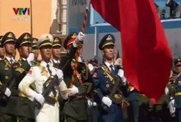 Trực tiếp: Lễ kỷ niệm 70 năm chiến thắng phát xít tại Quảng trường Đỏ - ảnh 33