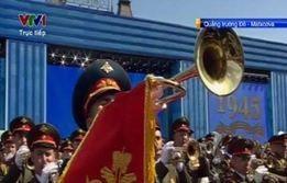 Trực tiếp: Lễ kỷ niệm 70 năm chiến thắng phát xít tại Quảng trường Đỏ - ảnh 2