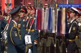 Trực tiếp: Lễ kỷ niệm 70 năm chiến thắng phát xít tại Quảng trường Đỏ - ảnh 3