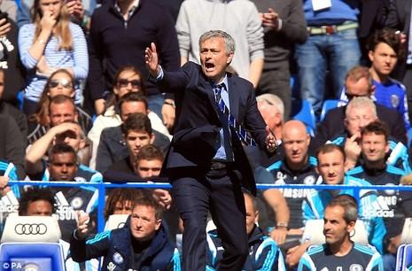 """Mourinho thừa nhận không thể  """"bì kịp"""" Ferguson, Wenger - ảnh 1"""