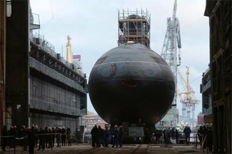 Mỹ công bố top 5 vũ khí hải quân nguy hiểm của Nga - ảnh 1