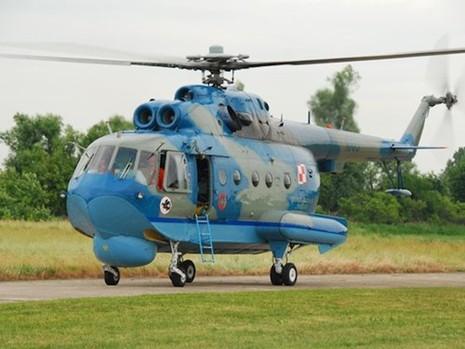 Nga chuẩn bị hồi sinh siêu trực thăng chống tàu ngầm Mi-14? - ảnh 1