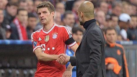 Sang Đức xem giò Muller, M.U đặt giá 30 triệu bảng - ảnh 1