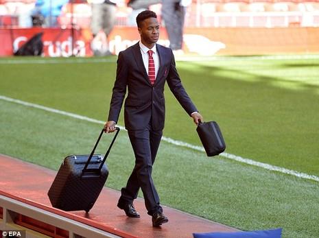 Sterling công khai đòi rời Liverpool - ảnh 1