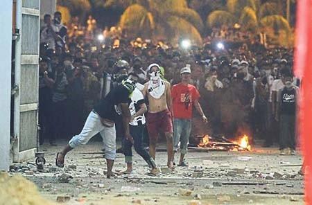 Vụ bạo động kinh khủng tại Cúp FA Malaysia: Trọng tài đúng và Bộ vào cuộc - ảnh 4