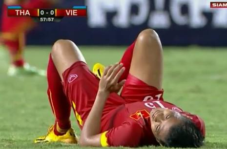 Thái Lan 1-0 Việt Nam: Siêu dự bị giải cứu Kiatisak - ảnh 13