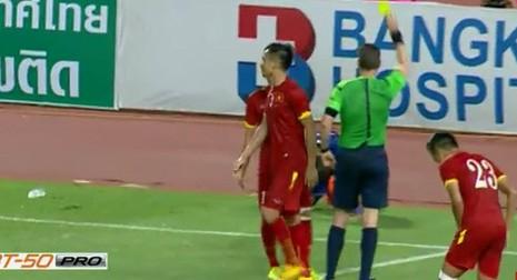 Thái Lan 1-0 Việt Nam: Siêu dự bị giải cứu Kiatisak - ảnh 1