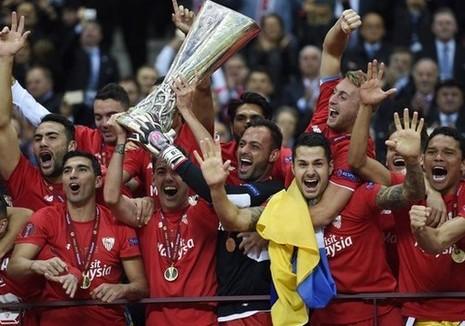 Lần đầu tiên TBN có 5 suất dự Champions League - ảnh 1