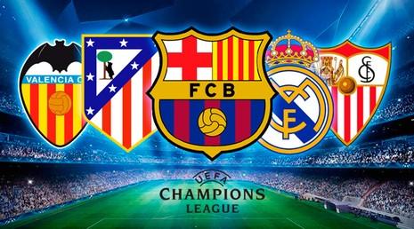 Lần đầu tiên TBN có 5 suất dự Champions League - ảnh 2
