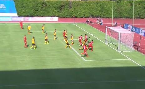 U23 Việt Nam 6-0 U23 Brunei: Hiệp 1 mờ nhạt, hiệp 2 bùng nổ - ảnh 17