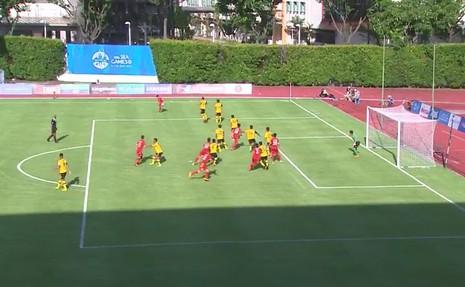 U23 Việt Nam 6-0 U23 Brunei: Hiệp 1 mờ nhạt, hiệp 2 bùng nổ - ảnh 16