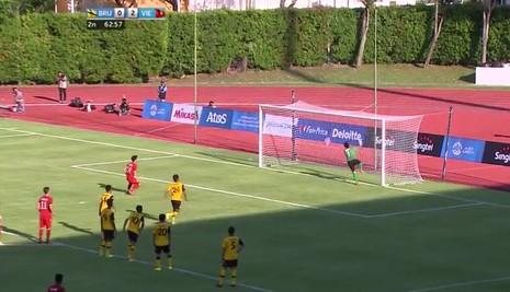 U23 Việt Nam 6-0 U23 Brunei: Hiệp 1 mờ nhạt, hiệp 2 bùng nổ - ảnh 2