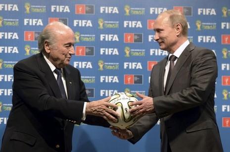 Châu Âu dọa tẩy chay World Cup 2018 nếu chủ tịch FIFA không từ chức - ảnh 1
