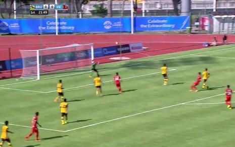U23 Việt Nam 6-0 U23 Brunei: Hiệp 1 mờ nhạt, hiệp 2 bùng nổ - ảnh 25