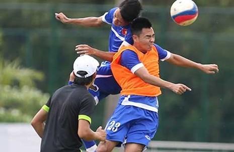U23 Việt Nam 6-0 U23 Brunei: Hiệp 1 mờ nhạt, hiệp 2 bùng nổ - ảnh 33