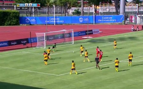 U23 Việt Nam 6-0 U23 Brunei: Hiệp 1 mờ nhạt, hiệp 2 bùng nổ - ảnh 26
