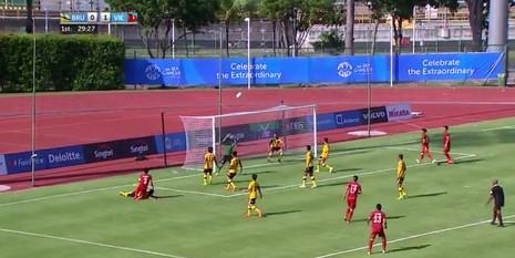 U23 Việt Nam 6-0 U23 Brunei: Hiệp 1 mờ nhạt, hiệp 2 bùng nổ - ảnh 21