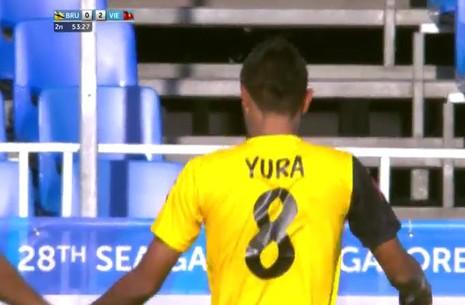 U23 Việt Nam 6-0 U23 Brunei: Hiệp 1 mờ nhạt, hiệp 2 bùng nổ - ảnh 15