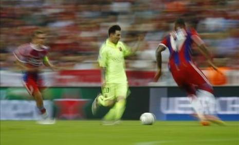 Leo Messi: 'Tôi không thấy tiền đạo nào giỏi hơn Ronaldo' - ảnh 3