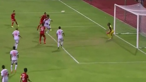 Quế Ngọc Hải 'lên đồng', U23 Việt Nam đè bẹp U23 Đông Timor - ảnh 2