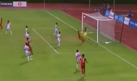 Quế Ngọc Hải 'lên đồng', U23 Việt Nam đè bẹp U23 Đông Timor - ảnh 3