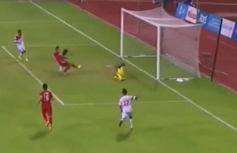 Quế Ngọc Hải 'lên đồng', U23 Việt Nam đè bẹp U23 Đông Timor - ảnh 4