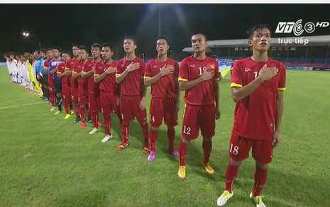 Quế Ngọc Hải 'lên đồng', U23 Việt Nam đè bẹp U23 Đông Timor - ảnh 18