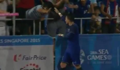 Thua U23 Thái Lan, U23 Việt Nam gặp U23 Myanmar ở bán kết - ảnh 7