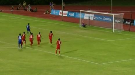 Thua U23 Thái Lan, U23 Việt Nam gặp U23 Myanmar ở bán kết - ảnh 3