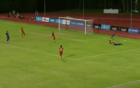 Thua U23 Thái Lan, U23 Việt Nam gặp U23 Myanmar ở bán kết - ảnh 12