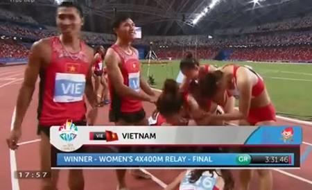 SEA Games (11-6): Ánh Viên giành HCV thứ 8 - ảnh 17