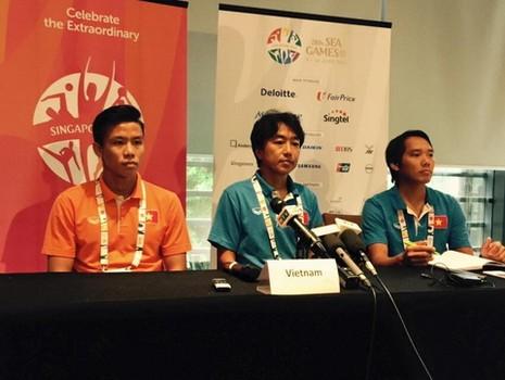 HLV Miura: 'U23 Việt Nam sẽ đánh bại Myanmar để vào chung kết' - ảnh 1