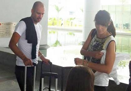 Nóng: HLV Pep Guardiola bất ngờ đến Việt Nam du lịch - ảnh 1
