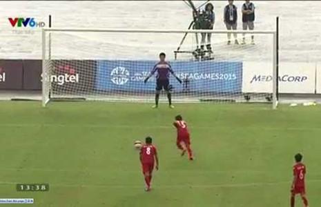 U23 Việt Nam - U23 Myanmar (1-2): U-23 Việt Nam lại lỡ hẹn - ảnh 4